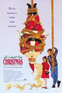 Kerstfilms All I want
