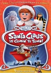 kerstfilms Santa